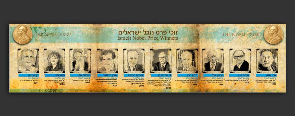 זוכי פרס נובל ישראלים