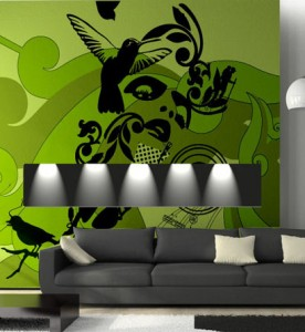 - Green Woman