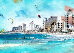 Tel aviv Beach v1